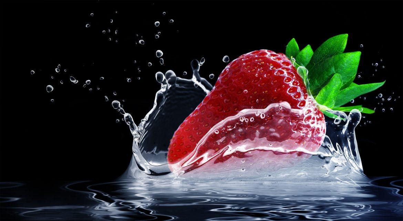 ErdbeereSpash