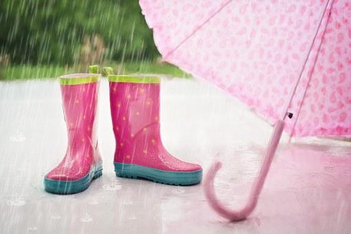 Regen-Schirm